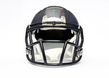Casco di football americano immagine stock