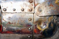 Casco un guerrero Imagen de archivo libre de regalías