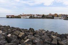 Casco Viejo在巴拿马城 库存照片