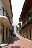Casco Viejo Stockbild