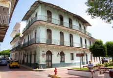 Casco Viejo Royalty Free Stock Image