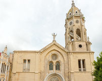 Casco Viejo Church, Panama City Royalty Free Stock Photos