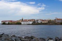 Casco Viejo de Panamá Fotos de archivo