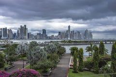 Casco Viejo - de Stad van Panama, Panama royalty-vrije stock afbeelding