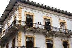 Casco Viejo in Panama City Stock Photos