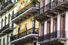 Casco Viejo in Panama City Stock Photography