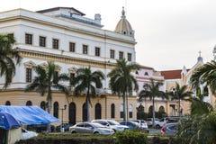 Casco Viejo in Panama City Stock Images