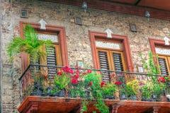 Casco Viejo, Panama City, Panama Arkivfoton