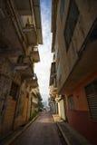 Casco Viejo przesmyka ulica w Panama Zdjęcie Royalty Free