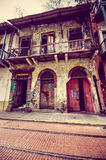 Casco Viejo (Spanish for Old Quarter), also known Royalty Free Stock Photo