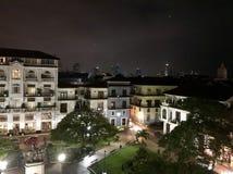 Casco Viejo & x28; Stary Town& x29; , Panama obraz royalty free