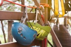 cascos foto de archivo libre de regalías