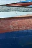 Cascos del barco Imágenes de archivo libres de regalías