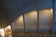 Case Batllo - archi della soffitta Fotografie Stock Libere da Diritti