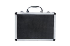 Case Box. Aluminum Case Box are strong Royalty Free Stock Image