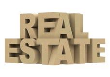 Case del bene immobile?, appartamenti da vendere o per affitto Fotografie Stock Libere da Diritti
