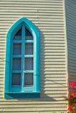 Case del centro della via di Key West in Florida Immagini Stock