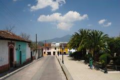 Case del San Cristobal Las Fotografia Stock