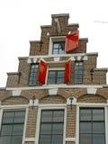 Case 0843 di Amsterdam Fotografie Stock