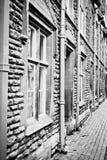 Case di pietra Immagini Stock