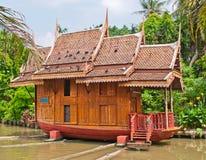 case di Tailandese-stile Fotografia Stock
