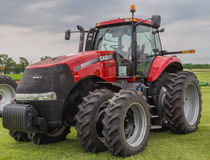 Case/IH Model 260 Farm Tractor. A Case/International Harvester four wheel drive farm tractor Stock Photography