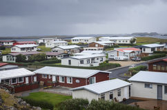 Case islandesi Immagine Stock Libera da Diritti