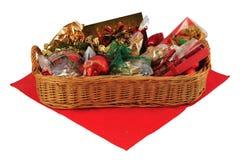 Case la Navidad Imagen de archivo libre de regalías