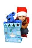 Case o Natal! Imagem de Stock Royalty Free