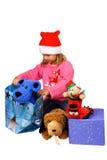 Case o Natal! Foto de Stock
