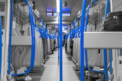Case of the Railway Blues royalty free stock photo