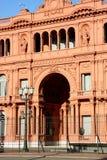 Case Rosada fotografie stock libere da diritti