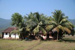 Case rurali Fotografia Stock Libera da Diritti