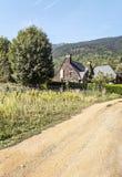 Case rurali Fotografie Stock Libere da Diritti