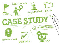Case study Stock Images