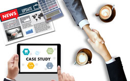 CASE STUDY Student Studying Hard and Students Learning Education. Diverse People  Campus Royalty Free Stock Image