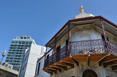 Case a terrazze vittoriane in Sydney Australia Fotografia Stock