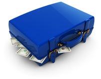 Case With Money Stock Photos