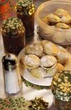Caseiro triture tortas Fotografia de Stock