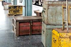 Casella Fotografie Stock