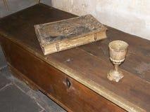 Casella antica Fotografia Stock Libera da Diritti