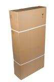 Casella in bianco Fotografia Stock