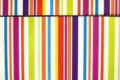 Casella colorata Fotografie Stock