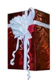 Casella con i regali Fotografie Stock