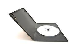 casella del dvd immagini stock