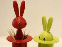 Casella del Toothpick immagini stock