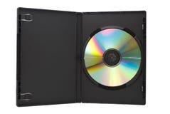 Casella di DVD immagine stock