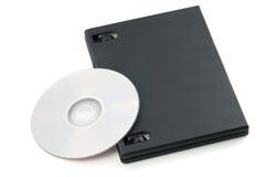 Casella di DVD immagini stock libere da diritti