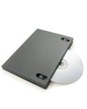 Casella di DVD fotografia stock libera da diritti