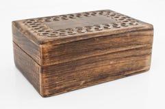 Casella di legno. fotografie stock libere da diritti